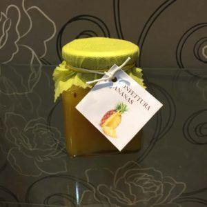confettura ananas