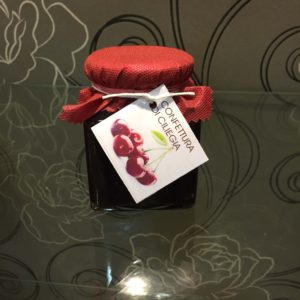confettura ciliegia